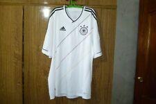 Germany Adidas Football Shirt Home 2012/2013/2014 Soccer Jersey Men Size 2XL XXL