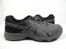 ASICS Men's Gel-Sonoma 3 Running Shoe Carbon/Black/Midgrey Size 9 4E