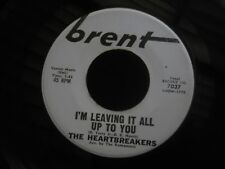 ZZ8 BRENT 7037 LATIN SOUL POP THE HEARTBREAKERS THE ROMANCERS IM LEAVING IT ALL