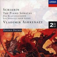 Vladimir Ashkenazy - Scriabin:The Piano Sonatas [CD]