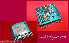 "LX 1235 ""MODULO N.1 20/40 Mhz"" nuova elettronica"