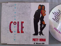 Pretty Woman- Nathalie Cole- Wild Women do- 3-Track-MCD