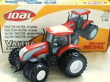 JOAL 174; Valtra-Traktor 8 Räder, 1:32, bewegliches Metallmodell  NEU & OVP