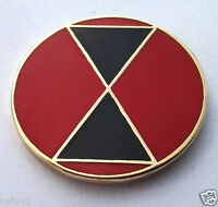 *** 7th INFANTRY DIVISION ***  Military Veteran US ARMY Hat Pin 14852 HO