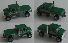 Matchbox - International CXT Truck grünmet.