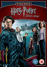 Harry Potter And The Goblet Of Fire (DVD, 2009) Sealed