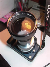 Canon 95mm EX F:3.5 Lens Ex EE or m4/3 or Sony Nikon Canon Nex m39