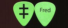 MARILYN MANSON 2012 Cruel Tour Guitar Pick!! FRED SABLAN custom concert stage #1