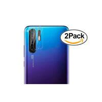 [3 Pezzi] Per Huawei P30 - Pellicola Fotocamera Protezione Vetro Temperato