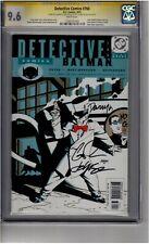 (B5) Detective Comics #760 CGC 9.6 Signature Series 3x Signed