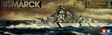 TAMIYA 1/350 Bismarck con Supporto # 78013