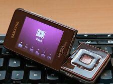 Samsung SGH-F500 Ultra Video Black (Ohne Simlock) UMTS 3G 3Band 2MP MP3 TOP