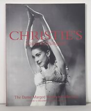 Christies Dame Margot Fonteyn Collection Auction Catalog 1023