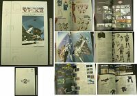 I  MACROSS VFX2 PS Play Station Movic Official Visual guide Artbook Art Book