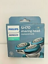 BRAND NEW PHILIPS NORELCO SH70 SHAVING HEAD REPLACEMENT (SERIES 7000)