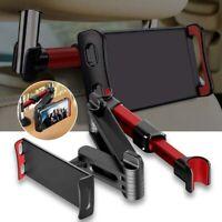 Adjustable Mobile Phone Tablet Rear Headrest Mount Bracket for Car Back Seat