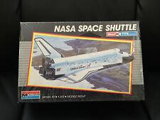 1987 Nasa Space Shuttle-Monogram Snap Tite-1:200 Scale-#5905 Sealed