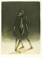 Reinhard minkewitz-mira abbaiare crepuscolo-cartella - 12 incisioni 2004