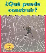Que Puede Construir? = What Can Build? (Spanish Edition)