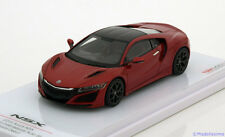1:43 True Scale Honda Acura NSX World Debut, Detroit 2015 redmetallic