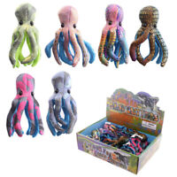Small 13CM Cute Fun Kids Childrens Sand Filled Octopus Animal Toy Ages 3+