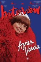 Interview Magazine September 2018 Agnès Varda INTERVIEW MAGAZINE AGNES VARDA