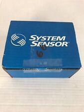 (NEW) SYSTEM SENSOR SWL- L-SERIES STROBE M/C W/ FIRE MARKINGS