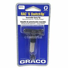 Graco Rac 5 286521 Switch Tip Paint Spray Tip Size 521