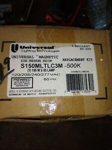 Universal S150MLTLC3M -500K 150-Watt High Pressure Sodium Ballast Kit 150W S55