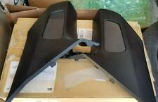 New BMW E70 X5 07-13 Right & Left D Pillar Black Trim 51438037392 51438037391