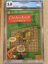 DETECTIVE COMICS #209 CGC VG/FN 5.0; OW-W; The Man Who Shadowed Batman!