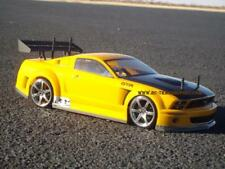 Custom Painted Body FORD MUSTANG GT-R for 1/10 RC Drift Cars Touring HPI 200mm