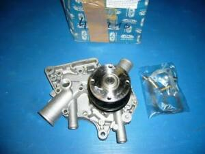 Water Pump Sasic For: Renault: R5 TL ,R6 L And TL