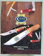 WR Case & Sons Cutlery Co. 100th Anniversary -(1889-1989)-Mint