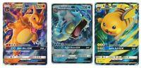 🔥 Pokemon Charizard, Gyarados & Raichu GX- Hidden Fates - SM211, SM212, SM213🔥