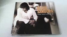 "RICHIE SAMBORA ""HARD TIMES COME EASY"" CD SINGLE 4 TRACKS BON JOVI"