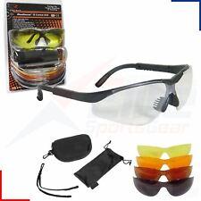 Radians 5 Lens Kit Safety Protective Shooting Glasses Set