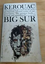 Big Sur by Jack Kerouac (1963 Bantam pbk)