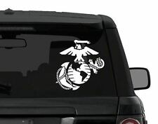 US Marine Corp Eagle and Globe die cut vinyl decal LICENSED PRODUCT made in USA