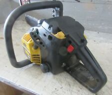 "MCCULLOCH 2014 EAGER BEAVER CHAINSAW WITH 14"" BAR"
