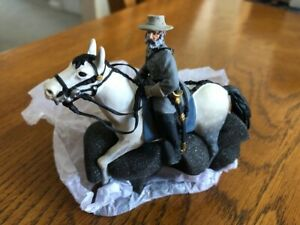 """W. Britain Confederate General Robert E. Lee 31111 """"Mounted on Traveller"""""""