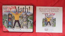 DK I love Math! (PC/MAC) CD Rom~ Ages 7-11~ Grades 2nd- 5th~ Teaches Math Skills