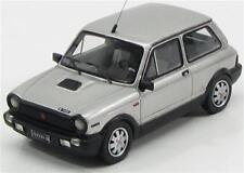Autobianchi A112 Abarth 70 Hp 7 Series 1984 Silver 1:43 Kess Model KS43022001