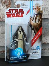 "OBI WAN KENOBI JEDI MASTER Star Wars The Last Jedi 3.75"" Inch Action Figure"