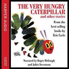 THE VERY HUNGRY CATERPILLAR & OTHER STORIES by Eric Carle (CD-Audio, 2003) NEW