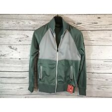 The North Face Mens Pine Green Take Back Retro Track Jacket Size XXL 2XL