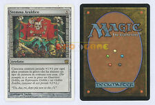 MTG MAGIC Stemma Araldico - Coat of Arms - Italiana Nona Edizione Ninth 9ED 2005
