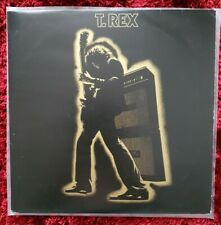 Vinyl LP T-REX Electric Warrior 1st Pressing Superb Copy Complete With Poster.