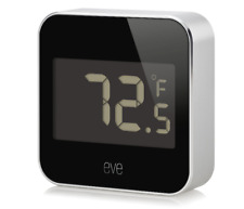 Eve Degree 10EAF9901 Temperature and Humidity Monitor