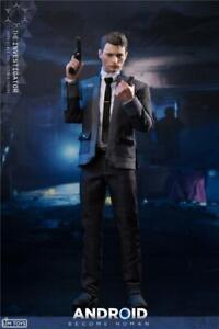1/6 LIMTOYS LIM009 Detroit Become Human Negotiat Expert RK800 Soldier Figure Toy